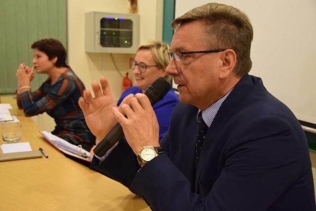 Wyniki wyborów samorządowych 2018 na burmistrza Człuchowa. Ryszard Szybajło wygrał wybory na burmistrza Człuchowa