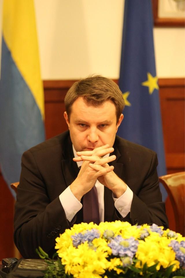 Arkadiusz Wiśniewski, prezydent Opola.