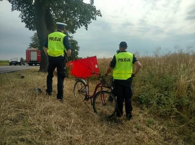 W piątek około godziny 8:45 we wsi Marlewo koło Rogoźna, doszło do tragicznego wypadku.
