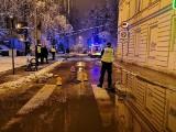 Tragiczny wypadek w Łodzi! Potrącił na pasach staruszkę, która poruszała się na wózku!