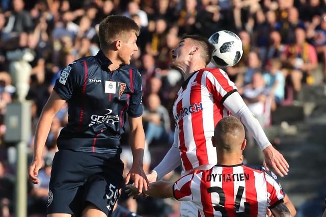 Piłkarze Cracovii zagrają z Pogonią Szczecijn