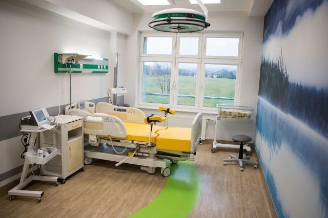 W nowym Szpitalu Żywiec urodziło się już 500 dzieci. Kobiety rodzą w znakomitych warunkach.Zobacz kolejne zdjęcia. Przesuwaj zdjęcia w prawo - naciśnij strzałkę lub przycisk NASTĘPNE