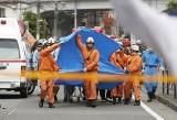 Japonia: Atak nożownika w Kawasaki, niedaleko Tokio. Wśród ofiar śmiertelnych dziewczynka, kilkanaście osób rannych [WIDEO]