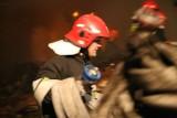 Białystok. Pożar przychodni przy Waszyngtona 15A