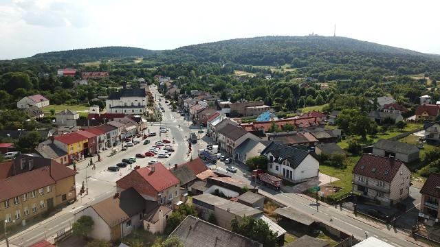 Nowa Słupia będzie miastem od 1 stycznia 2019 roku.