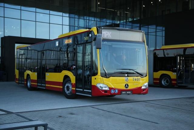 Autobusy Mercedes-Benz Citaro 2.