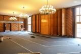 Rozbiórka sali sesyjnej. Szczecińscy radni już tutaj nie wrócą. Za to powstanie nowa sala ślubów. Zobacz zdjęcia