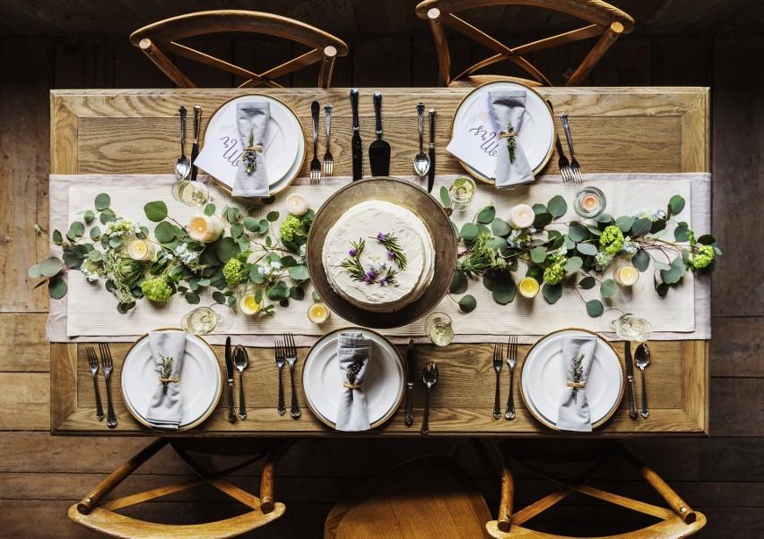 Nakrycie Stołu Jak Przygotować Stół Na Wizytę Gości