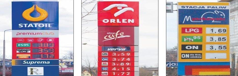 a8750f363596d1 Kierowcy podejrzewają lęborskie stacje benzynowe o zmowę cenową ...
