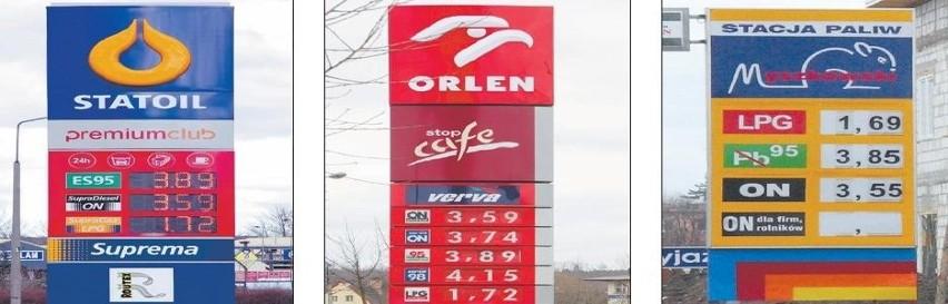 Takie były ceny paliw na lęborskich stacjach w tym tygodniu.