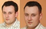 Zobacz, jak po wizycie u fryzjera zmienił się Michał Sternak