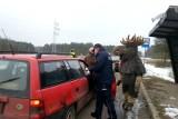 Akcja Jedź ŁOŚtrożnie. Łoś i policja zatrzymywały kierowców (zdjęcia)