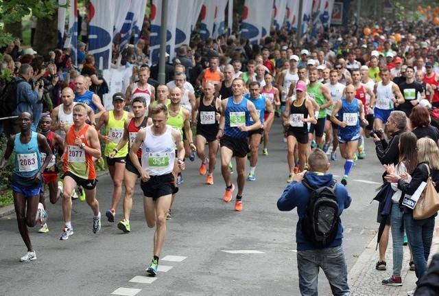 Dogrywka tegorocznego Półmaratonu Gryfa będzie spontanicznym spotkaniem.