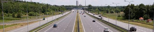 Remont Węzła Bocheńskiego na autostradzie A4