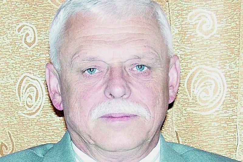 Józef Stankiewicz wójt Krasnopola