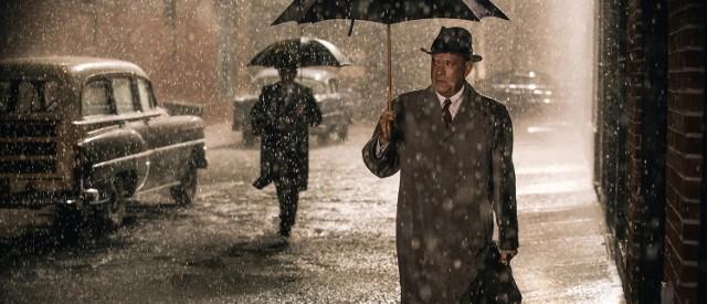 """Tom Hanks w filmie Stevena Spielberga """"Most szpiegów"""""""