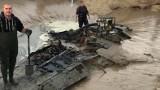 Na Pomorzu wykopano pozostałości niemieckiego samolotu z czasów II światowej