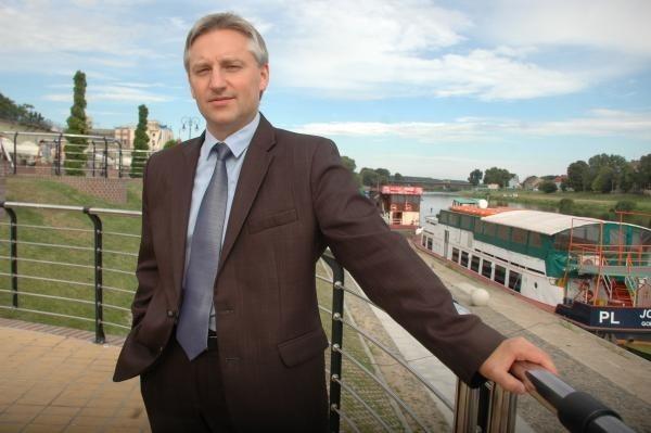 Krzysztof Świtalski dyrektorem Filharmonii Gorzowskiej został we wrześniu ub. roku. Wcześniej kierował m.in. RCAK w Zielonej Górze.