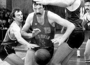 Zdzisław Myrda, to jeden z najlepszych koszykarzy z naszego regionu w historii