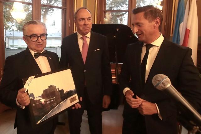 Fotorelacja z oficjalnego otwarcia Konsulatu Wielkiego Księstwa Luksemburga