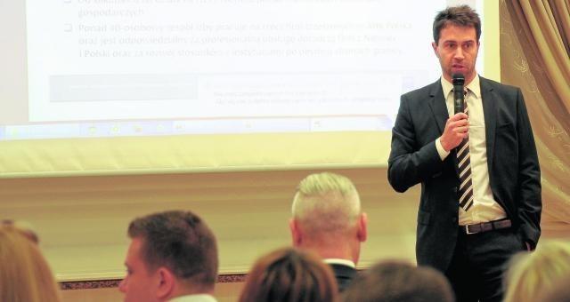 Przykładowo na październikowym spotkaniu z cyklu Vademecum rynków zagranicznych eksperci z Polsko-Niemieckiej Izby Przemysłowo-Handlowej zachęcali przedsiębiorców do zainteresowania się rynkiem niemieckim