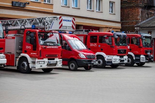 Prezentujemy aktualny ranking jednostek Ochotniczej Straży Pożarnej w ramach akcji #SzczepimySięzOSP.