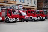 Trwa akcja #SzczepimySięzOSP. Bydgoscy strażacy zajmują 1. miejsce. Zobacz ranking