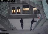 Poznań: Kolejny tager w rękach policji. Wandal oszpecił kilka budynków w centrum miasta [ZDJĘCIA]