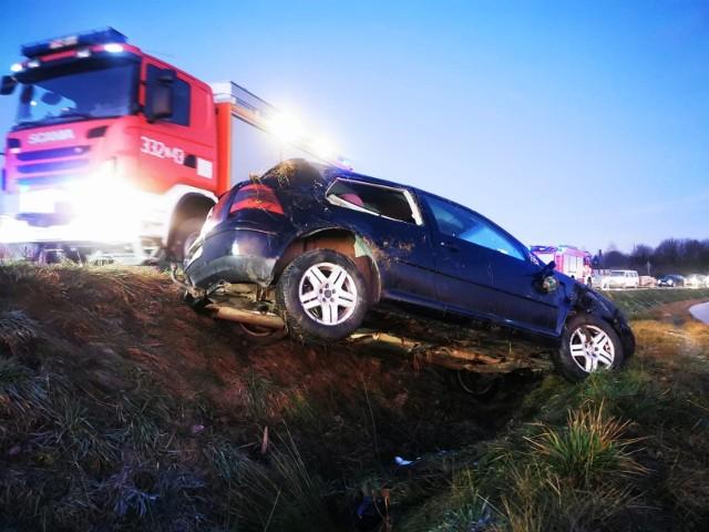 Wypadki w Koszalinie i regionie