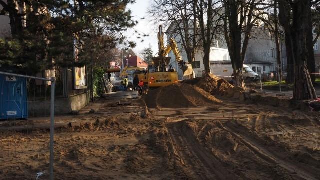 To kolejny etap dużej miejskiej inwestycji - przebudowy ulicy Kościuszki.