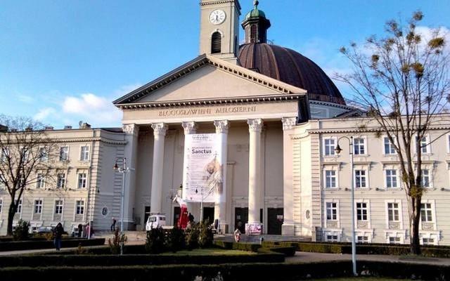 W bazylice św. Wincentego a Paulo w Bydgoszczy msze będą odbywały się z ograniczeniem do 50 osób