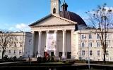 Zamknięte msze w Bazylice św. Wincentego a Paulo w Bydgoszczy