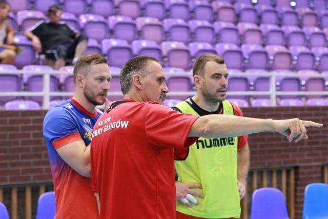 Sobotni mecz z Gwardią Opole będzie ligowym debiutem duetu Zembrzuski - Jurecki