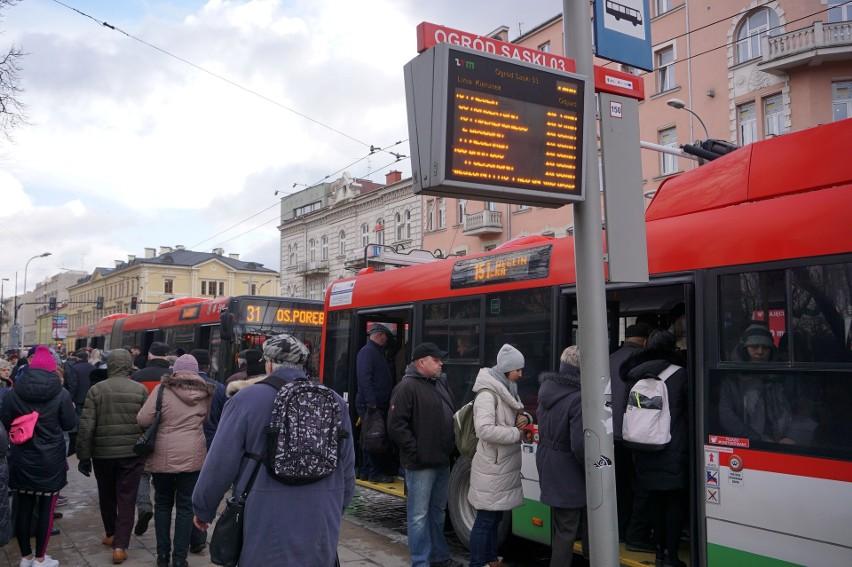 Komunikacja w Lublinie. Od marca nowe rozkłady jazdy, będzie trochę więcej kursów