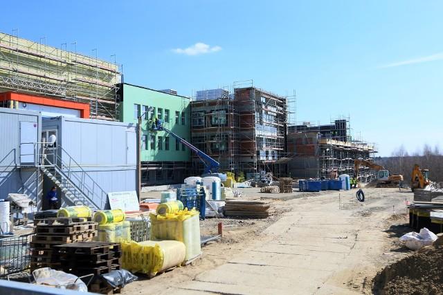Budowa szkoły i przedszkola przy ul. Berylowej