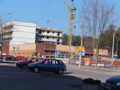 Na przełomie kwietnia i maja PSS Społem Białymstok otworzy nowy supermarket na osiedlu Leśna Dolina przy ul. Św. A. Boboli 95.