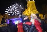 Sylwester w Toruniu. Tak witaliście tam nowy rok [zdjęcia]