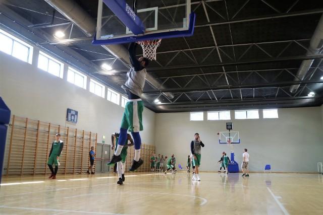 Koszykarze Stelmetu Enei BC szykują się do nowego sezonu.