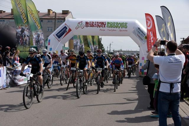 Maratony Kresowe są największa cykliczną imprezą dla kolarzy organizowana w naszym regionie