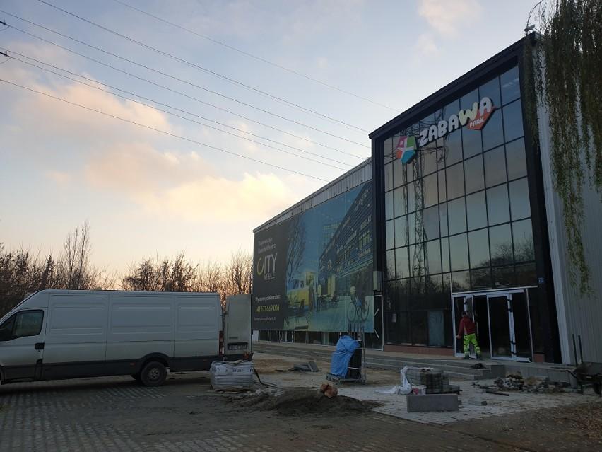 - Sala zabaw to ogromna inwestycja - mówi Wacław Brancewicz....