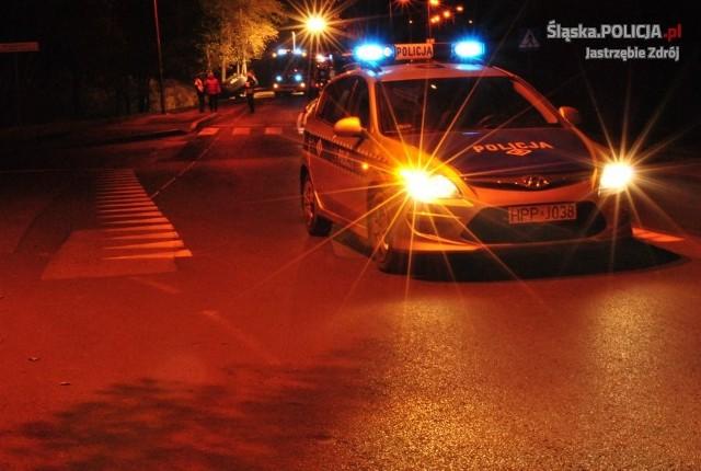 Policjantów na miejsce wezwał świadek zdarzenia