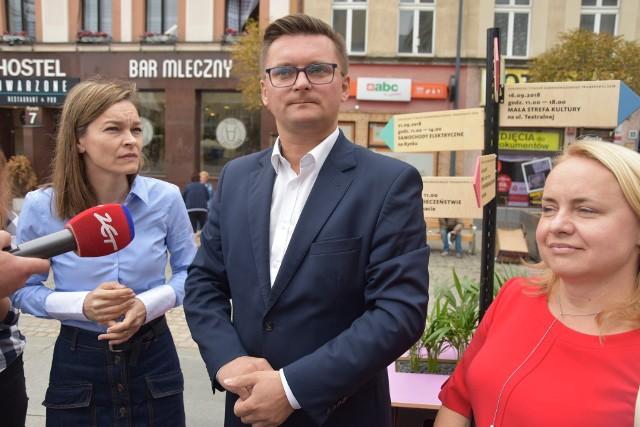 Nowa organizacja ruchu na ulicach w Katowicach. Szykują się duże zmiany