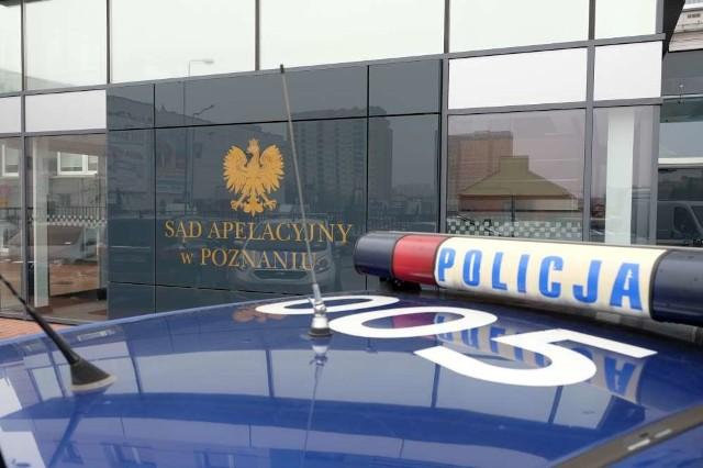 Trójpole: Mężczyzna podpalił się w Sądzie Apelacyjnym