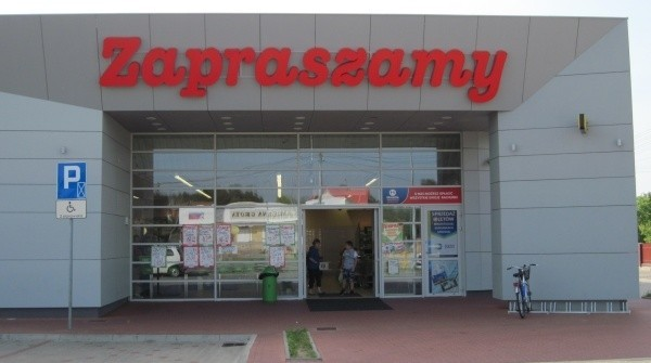 Punkt sprzedaży biletów mieści się w sklepie Lemir w Zaściankach.