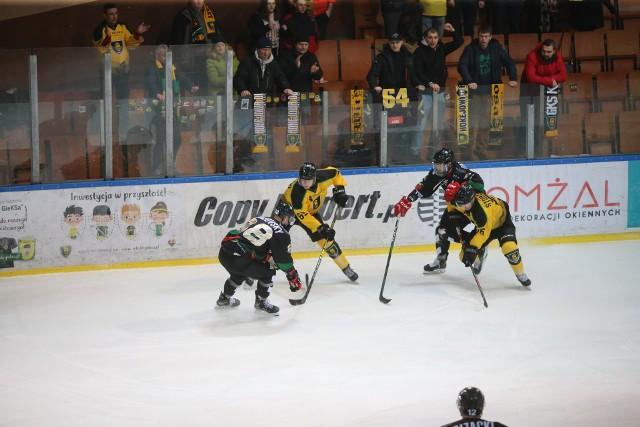 GKS Katowice wygrał z GKS Tychy 5:3