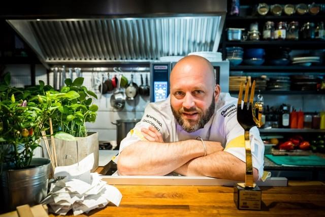 W tym roku przyznano 37 statuetek najlepszym restauracjom w całym kraju, w śród nich znalazła się bydgoska Kuchnia by Marcin Szukaj