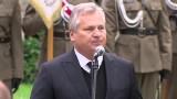 Kwaśniewski na pogrzebie gen. Jaruzelskiego: Dobrze zasłużyłeś się ojczyźnie (wideo)