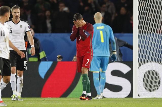 Ronaldo ma czego żałować