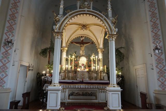 Kościół Mariawitów przy Franciszkańskiej w Łodzi. Zobacz też inne kościoły od środka TUTAJ
