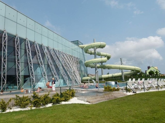 Kleszczów 10 razy bogatszy od ŁodziWizytówką Kleszczowa jest kompleks Solpark